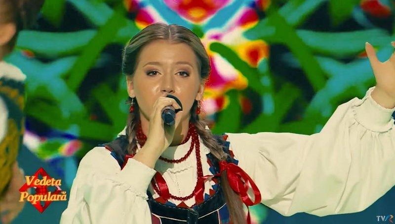 """Magyar népdalt énekelt a román tehetségkutatóban a 16 éves lány: """"Igazi magyar lány voltál"""""""